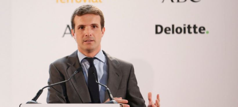 El líder popular ha exigido al presidente del Gobierno la comparecencia urgente en el Congreso tras los hechos ocurridos ayer en Cataluña.