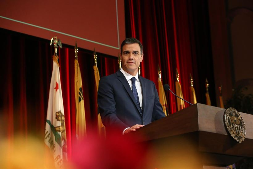 """El presidente del Gobierno anunció su intención de convertir a España un país de """"star-up"""""""