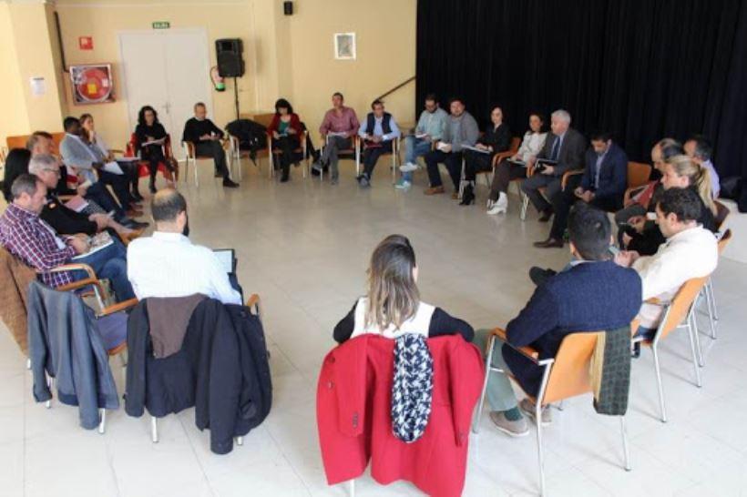 Han tomado parte representantes políticos y personal técnico de las delegaciones clave del Consistorio