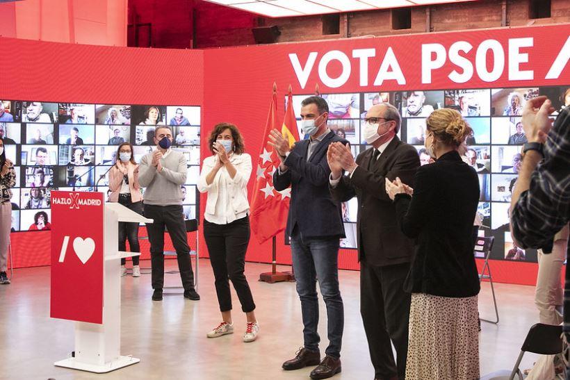 """<strong>Gabilondo: <em>""""Señora Ayuso: Pedro Sánchez es Pedro Sánchez y yo, Ángel Gabilondo soy Ángel Gabilondo. Y a estas elecciones me presento yo. Echas la culpa a todos, no ves tus errores y sólo tienes una palabra en la boca: Sánchez, Sánchez, Sánchez.""""</em></strong>"""