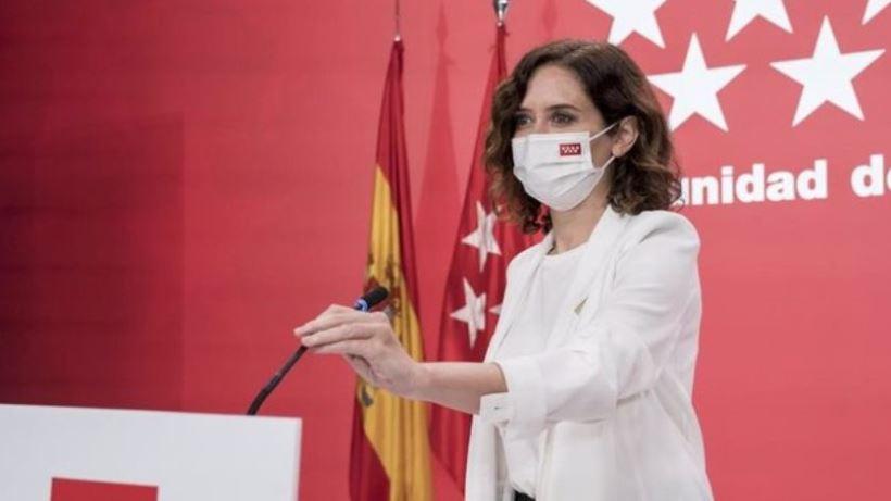"""La popular ha asegurado que la oposición trata de hacer que otros españoles """"odien Madrid"""", de una manera """"muy perniciosa, peligrosa e insensata"""""""