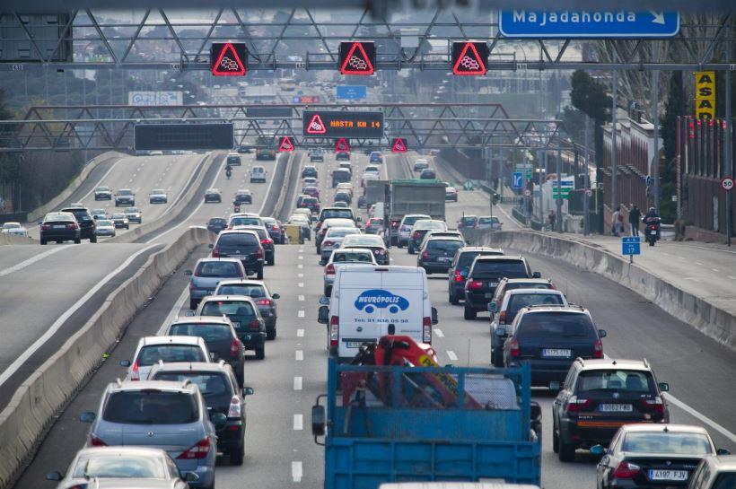 La Dirección General de Tráfico abre una campaña para vigilar que se cumple el límite de velocidad en las carreteras