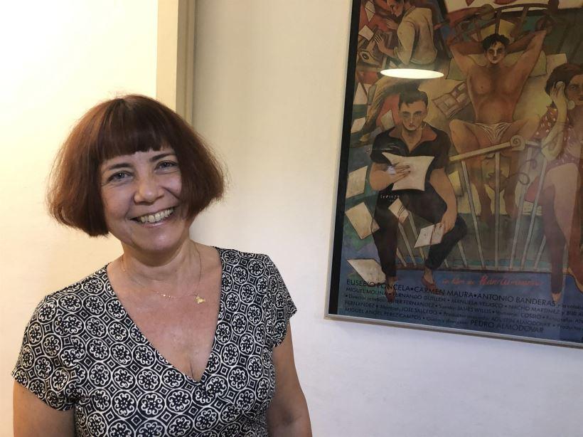 """<strong>La periodista y autora de """"Derecho a decidir"""", muestra su crítica con las maneras de entender el feminismo de una parte de la izquierda.</strong>"""
