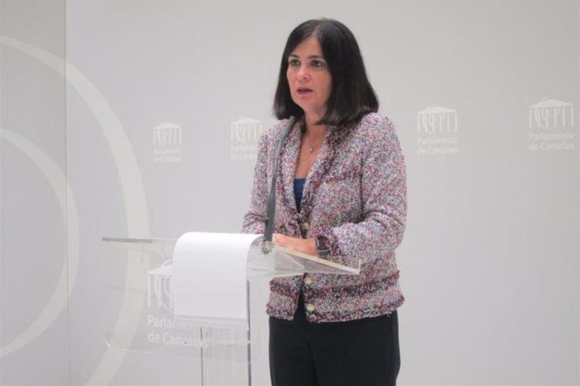 """La ministra de Sanidad ha puesto énfasis en la importancia de fortalecer el sistema de salud global porque """"ningún país estará a salvo hasta que todos estemos a salvo"""""""