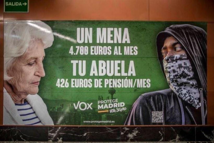 Nueva polémica de Vox en una campaña electoral que comienza a complicarse por la actitud de la ultraderecha