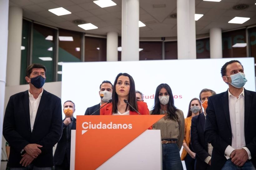 <strong>Marta Martín se une a la ola de dimisiones en Ciudadanos presentando su renuncia en el Congreso</strong>