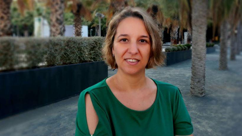 Ana Hidalgo Urtiaga, portavoz de la plataforma Docentes Feministas por la Coeducación, denuncia las consecuencias de la Ley Trans