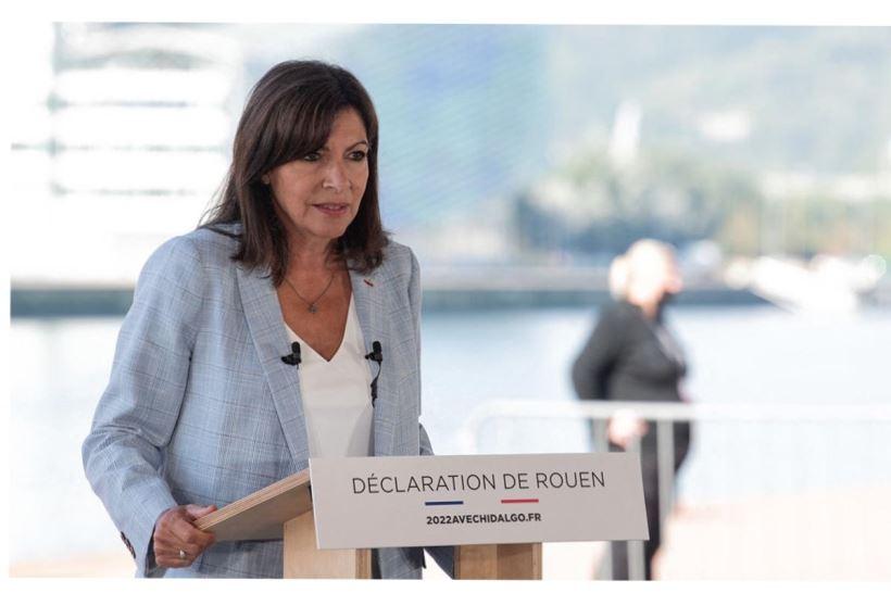 La Alcaldesa de París ha anunciado que peleará por conseguir llegar a la presidencia de la República Francesa