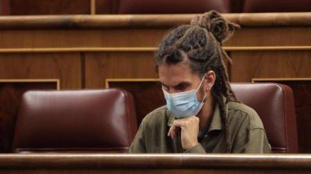 """El Tribunal Supremo califica de """"obligada"""" la inhabilitación del diputado de Unidas Podemos Alberto Rodríguez"""