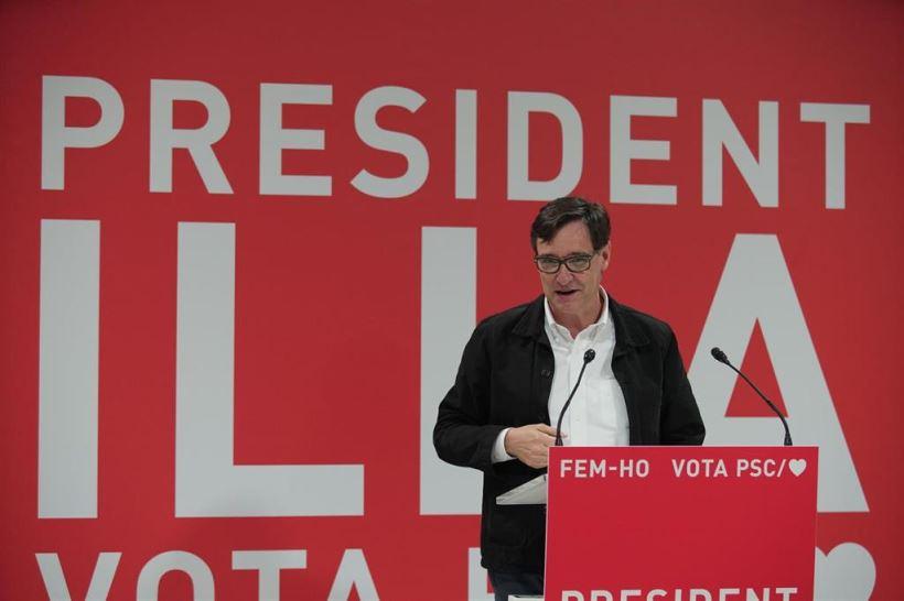 <strong>Desde mañana mismo, Illa como ganador de las elecciones 2021, ha dicho que se va a reunir con todos los partidos, menos con Vox, para intentar formar gobierno.</strong>