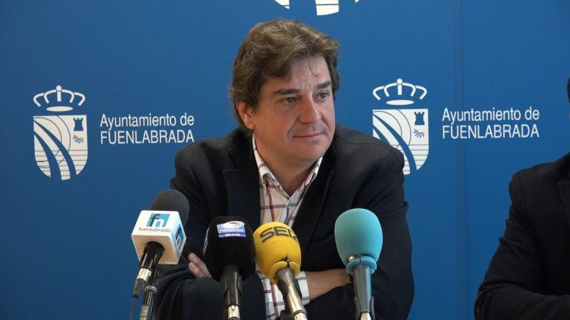 """Uno de los alcaldes mas votados de España, Javier Ayala, de la madrileña localidad de Fuenlabrada, cercana a los doscientos mil habitantes, se presenta a las primarias de Madrid """"con la voz de la militancia"""""""