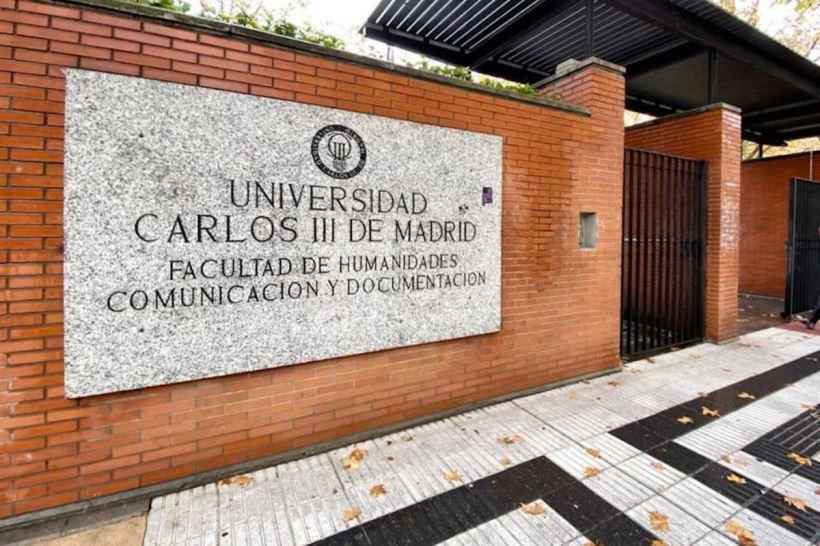 El detenido almacenaba centenares de imágenes grabadas durante los reconocimientos médicos a trabajadoras de la Universidad Carlos III de Madrid