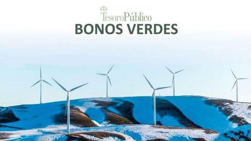 La primera emisión de bonos verdes soberanos se destinará a la financiación de diversos proyectos contra el cambio climático