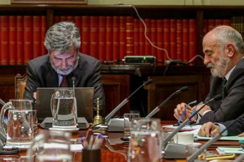 Los jueces pediran la mediacion de la Comision Europea entre PP y PSOE para alcanzar un acuerdo al respecto