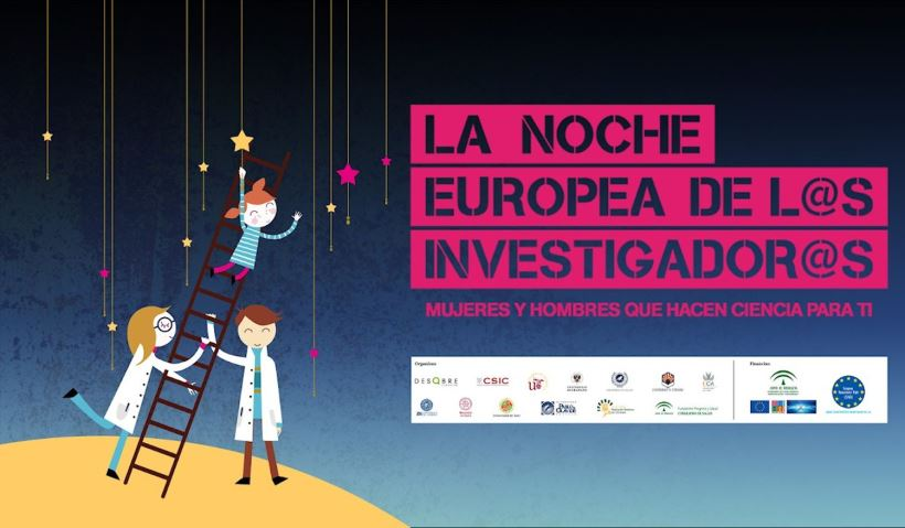 El evento internacional es promovido por la Comisión Europea con el fin de acercar la divulgación científica a toda la ciudadanía