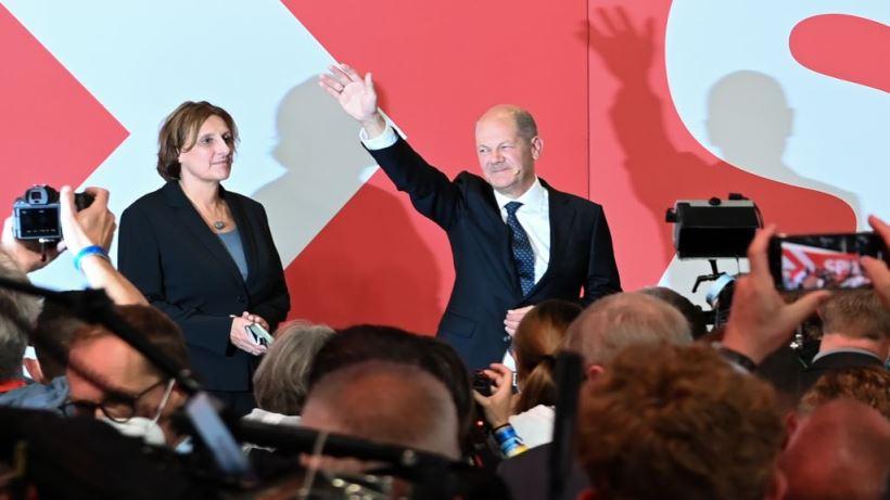 Tanto SPD como CDU/CSU tratarán de liderar el futuro Gobierno de coalición alemán. Todo depende de otros dos partidos, los verdes y los liberales.