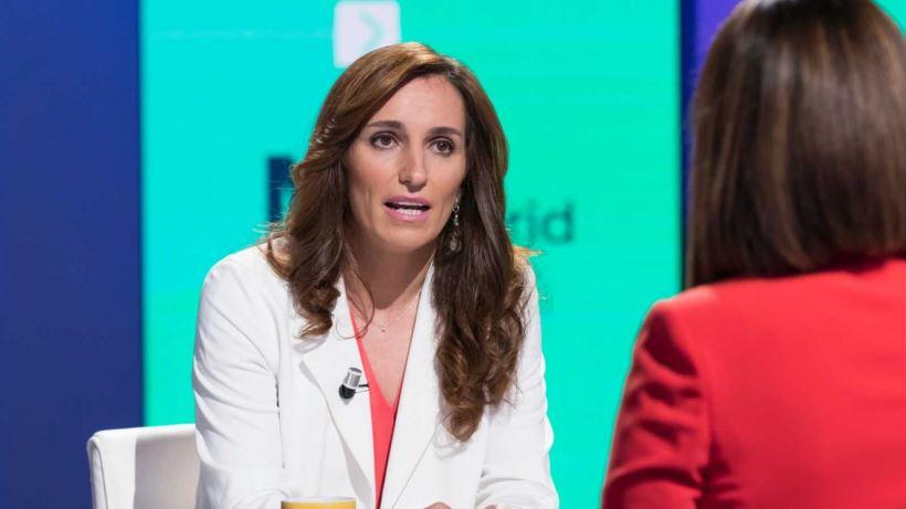Mónica García (MM) promete que destinará 50 millones a reconvertir el Hospital Isabel Zendal