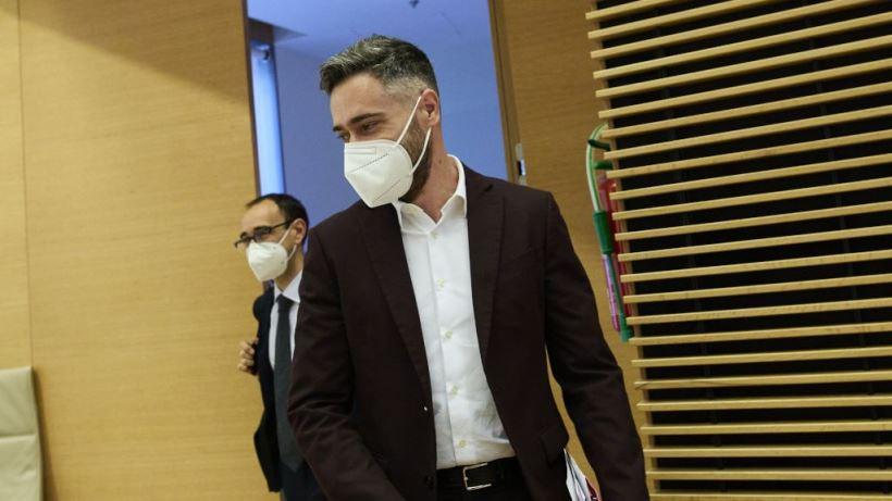 """Felipe Sicilia arremete contra Casado: """"El Tribunal de Cuentas, el Tribunal Constitucional, el CGPJ y el Defensor del Pueblo están sin renovarse porque el PP y el señor Casado no quieren"""""""