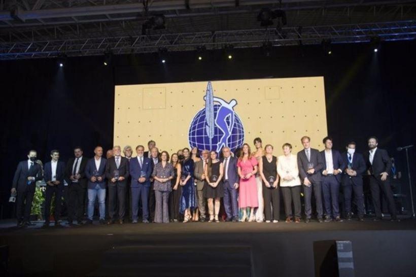 La XL Gala Nacional del Deporte de la Asociación Española de la Prensa Deportiva premia a los mejores deportistas españoles de los años de la crisis de la Covid-19